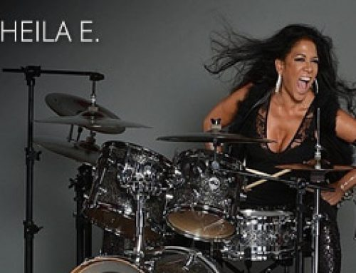 AMPED™ FEATURED ALBUM OF THE WEEK: SHEILA E / ICONIC: MESSAGE 4 AMERICA