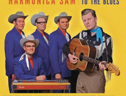 THE COUNTRY SIDE OF HARMONICA SAM: Introducing The Band