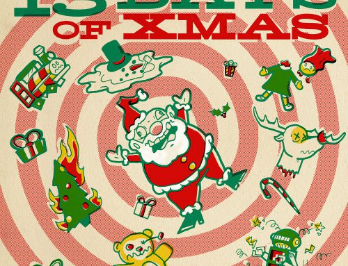 AMPED™ FEATURED ALBUM OF THE WEEK: BLOODSHOT RECORDS' 13 DAYS OF XMAS!