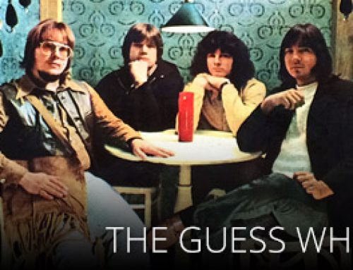 AMPED™ FEATURED ALBUM OF THE WEEK: THE GUESS WHO/AMERICAN WOMAN (DELUXE EDITION)