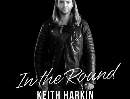 AMPED™ FEATURED ALBUM OF THE WEEK: KEITH HARKIN/IN THE ROUND
