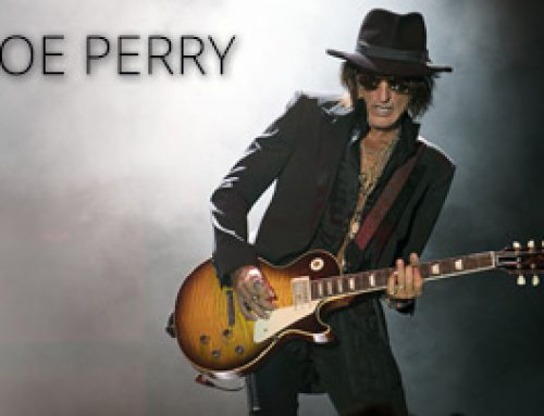 AMPED™ FEATURED ALBUM OF THE WEEK: JOE PERRY/SWEETZERLAND MANIFESTO