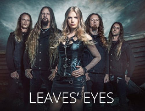 LEAVES' EYES return with SIGN OF THE DRAGONHEAD!