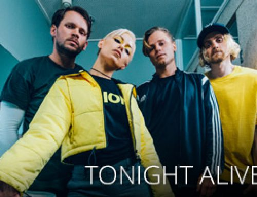 AMPED™ FEATURED ALBUM OF THE WEEK: TONIGHT ALIVE/UNDERWORLD