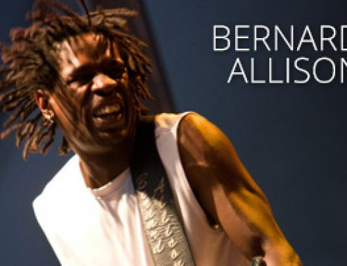 AMPED™ FEATURED ALBUM OF THE WEEK: BERNARD ALLISON/LET IT GO
