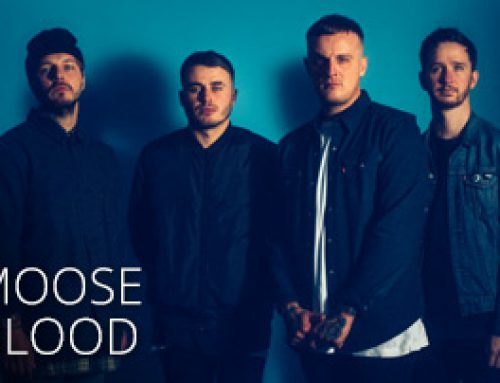 AMPED™ FEATURED ALBUM OF THE WEEK: MOOSE BLOOD/I DON'T THINK I CAN DO THIS ANYMORE