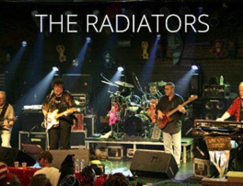 AMPED™ FEATURED ALBUM OF THE WEEK: THE RADIATORS/WELCOME TO THE MONKEY HOUSE