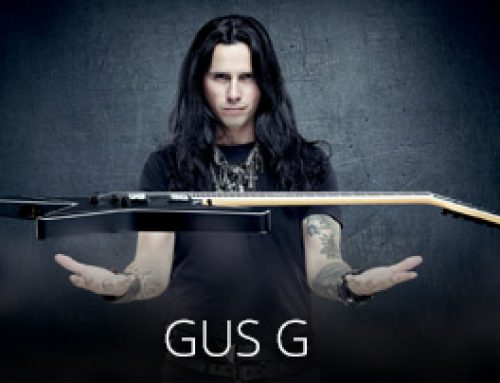 AMPED™ FEATURED ALBUM OF THE WEEK: GUS G/FEARLESS