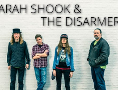 AMPED™ FEATURED ALBUM OF THE WEEK: SARAH SHOOK & THE DISARMERS/YEARS