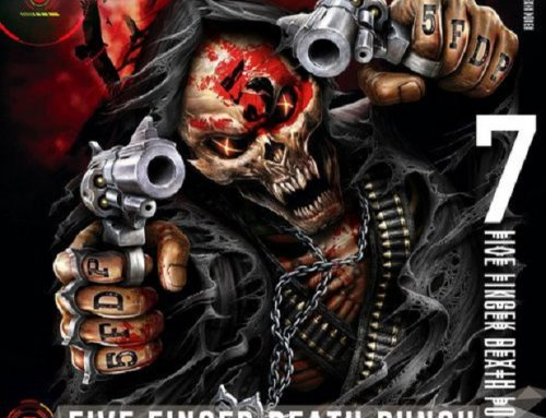 FIVE FINGER DEATH PUNCH returns with AND JUSTICE FOR NONE!