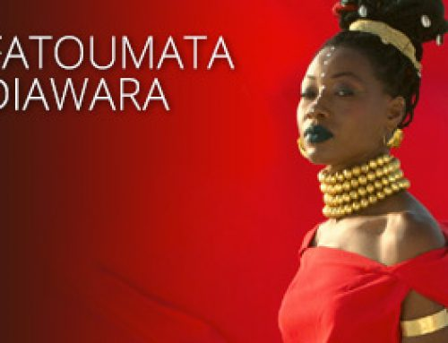 AMPED™ FEATURED ALBUM OF THE WEEK: FATOUMATA DIAWARA/FENFO