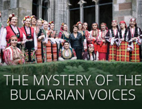 AMPED™ FEATURED ALBUM OF THE WEEK: THE MYSTERY OF THE BULGARIAN VOICES/BOOCHEEMISH