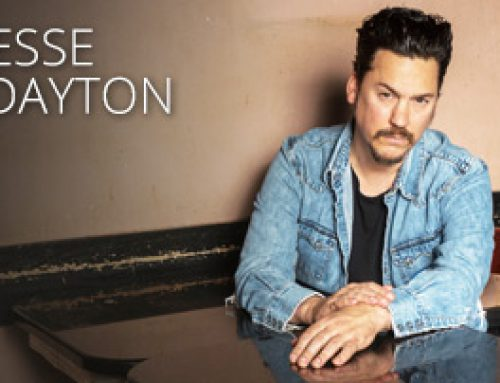 AMPED™ FEATURED ALBUM OF THE WEEK: JESSE DAYTON/THE OUTSIDER