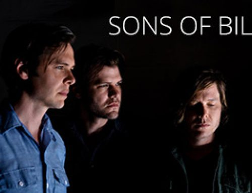 AMPED™ FEATURED ALBUM OF THE WEEK: SONS OF BILL/OH GOD MA'AM