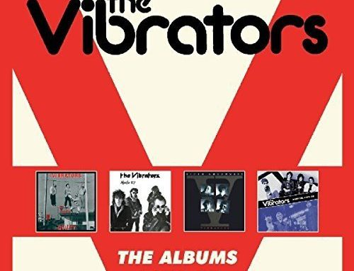 THE VIBRATORS: ALBUMS 1979-85 reviewed!