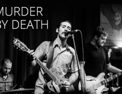 AMPED™ FEATURED ALBUM OF THE WEEK: MURDER BY DEATH/THE OTHER SHORE