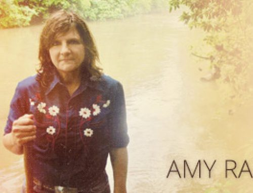AMPED™ FEATURED ALBUM OF THE WEEK: AMY RAY/HOLLER