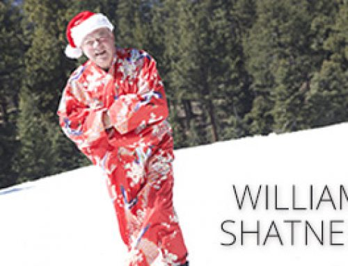 AMPED™ FEATURED ALBUM OF THE WEEK: WILLIAM SHATNER/SHATNER CLAUS
