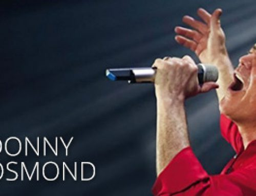 AMPED™ FEATURED ALBUM OF THE WEEK: DONNY OSMOND/ONE NIGHT ONLY