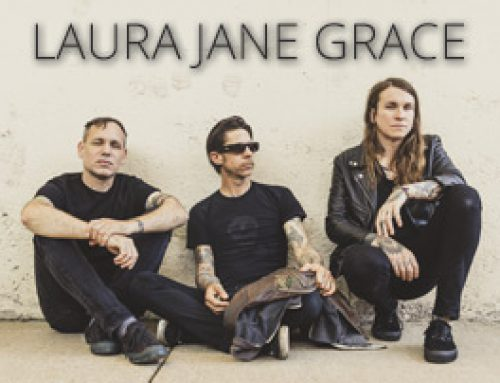 AMPED™ FEATURED ALBUM OF THE WEEK: LAURA JANE GRACE/BOUGHT TO ROT