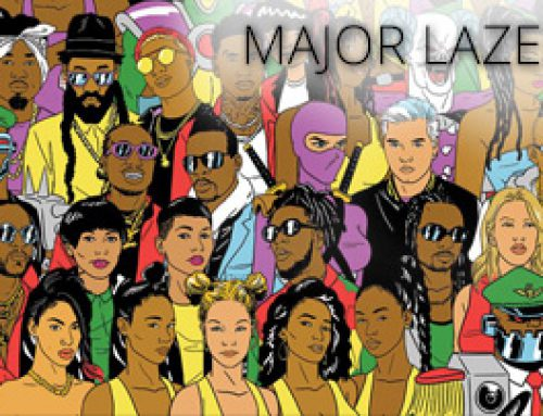 AMPED™ FEATURED ALBUM OF THE WEEK: MAJOR LAZER/ESSENTIALS