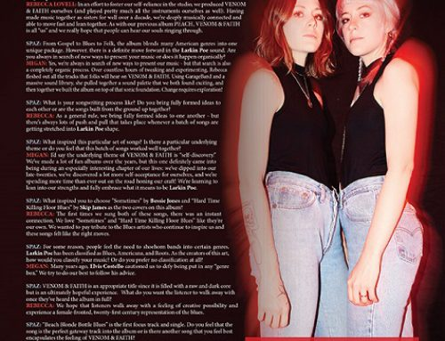 LARKIN POE: An EXCLUSIVE Q&A