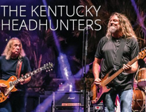 AMPED™ FEATURED ALBUM OF THE WEEK: THE KENTUCKY HEADHUNTERS/LIVE AT THE RAMBLIN' MAN FAIR