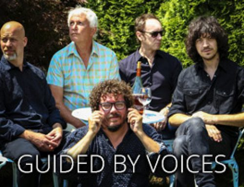 AMPED™ FEATURED ALBUM OF THE WEEK: GUIDED BY VOICES/ZEPPELIN OVER CHINA