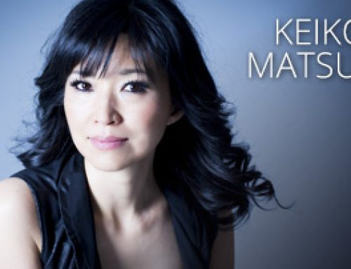 AMPED™ FEATURED ALBUM OF THE WEEK: KEIKO MATSUI/ECHO