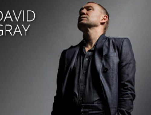 AMPED™ FEATURED ALBUM OF THE WEEK: DAVID GRAY/GOLD IN A BRASS AGE