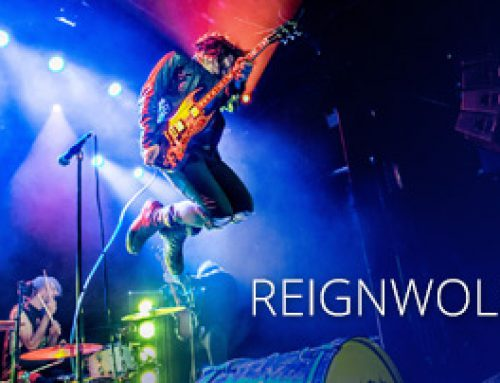 AMPED™ FEATURED ALBUM OF THE WEEK: REIGNWOLF/HEAR ME OUT