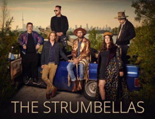 AMPED™ FEATURED ALBUM OF THE WEEK: THE STRUMBELLAS/RATTLESNAKE