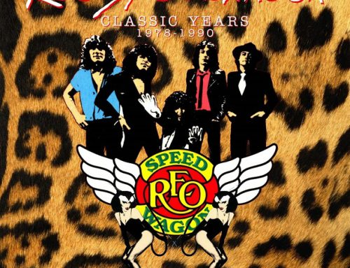 REO SPEEDWAGON/The Classic Years 1978-1990 (box) review!