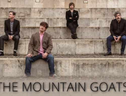 AMPED™ FEATURED ALBUM OF THE WEEK: THE MOUNTAIN GOATS/IN LEAGUE WITH DRAGONS