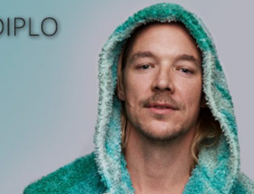 AMPED™ FEATURED ALBUM OF THE WEEK: DIPLO/EUROPA!