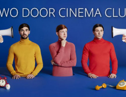 AMPED™ FEATURED ALBUM OF THE WEEK: TWO DOOR CINEMA CLUB/FALSE ALARM
