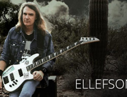 AMPED™ FEATURED ALBUM OF THE WEEK: ELLEFSON/SLEEPING GIANTS