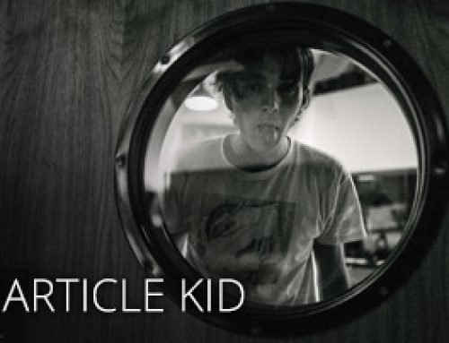 AMPED™ FEATURED ALBUM OF THE WEEK: PARTICLE KID/WINDOW ROCK