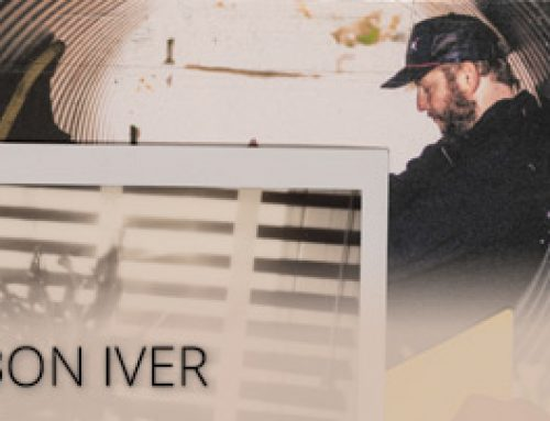 AMPED™ FEATURED ALBUM OF THE WEEK: BON IVER/I,I