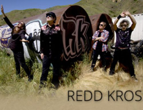 AMPED™ FEATURED ALBUM OF THE WEEK: REDD KROSS/BEYOND THE DOOR