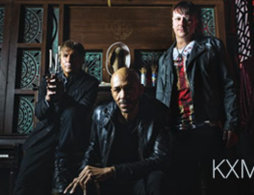 AMPED™ FEATURED ALBUM OF THE WEEK: KXM/CIRCLE OF DOLLS