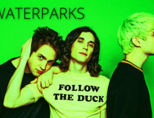 AMPED™ FEATURED ALBUM OF THE WEEK: WATERPARKS/FANDOM
