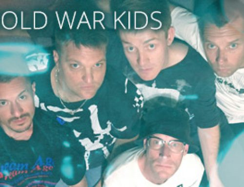 AMPED™ FEATURED ALBUM OF THE WEEK: COLD WAR KIDS/NEW AGE NORMS 1