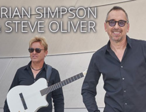 AMPED™ FEATURED ALBUM OF THE WEEK: BRIAN SIMPSON & STEVE OLIVER/UNIFIED