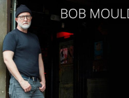 AMPED™ FEATURED ALBUM OF THE WEEK: BOB MOULD/BLUE HEARTS