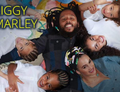 AMPED™ FEATURED ALBUM OF THE WEEK: ZIGGY MARLEY/MORE FAMILY TIME