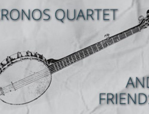 AMPED™ FEATURED ALBUM OF THE WEEK: KRONOS QUARTET & FRIENDS/LONG TIME COMING