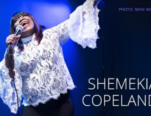 AMPED™ FEATURED ALBUM OF THE WEEK: SHEMEKIA COPELAND/UNCIVIL WAR