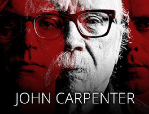 AMPED™ FEATURED ALBUM OF THE WEEK: JOHN CARPENTER/LOST THEMES III: ALIVE AFTER DEATH