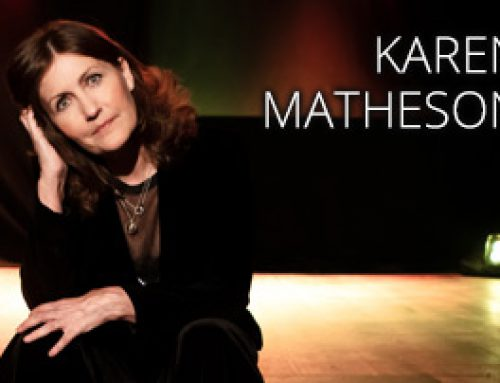 AMPED™ FEATURED ALBUM OF THE WEEK: KAREN MATHESON/STILL TIME
